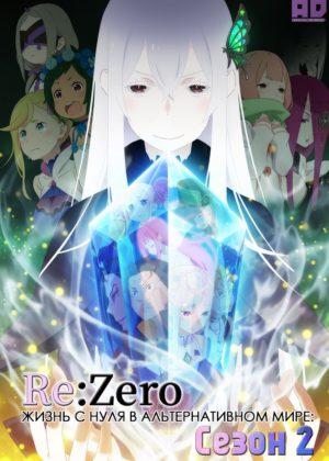 Re:Zero. Жизнь с нуля в альтернативном мире 2